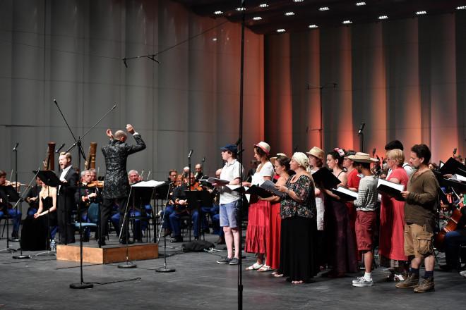 Enguerrand de Hys, Hervé Niquet et le Concert Spirituel