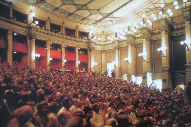 Palais des festivals de Bayreuth