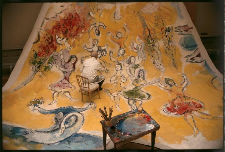 marc chagall le triomphe de la musique la philharmonie actualit s lyrix. Black Bedroom Furniture Sets. Home Design Ideas