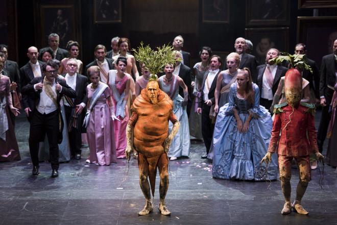 Le Roi Carotte par Laurent Pelly