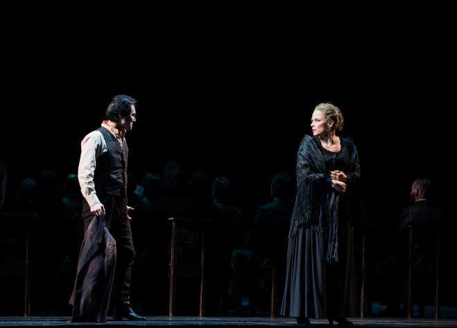 Bildergebnis für opera de paris elina garanca santuzza