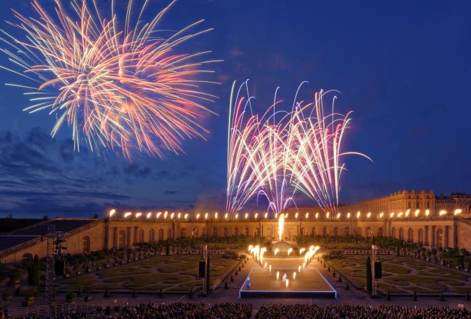 Louis XIV le Roi de Feu au Château de Versailles